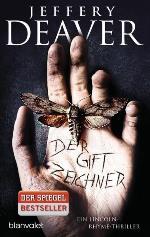 Der Giftzeichner, Jeffery Deaver