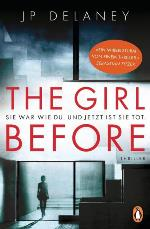 The Girl Before, JP Delany