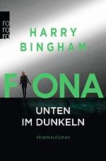 Unten im Dunkeln, Harry Bingham