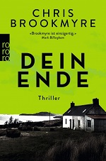 Dein Ende, Chris Brookmyre