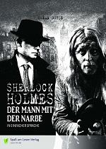 Der Mann mit der Narbe, Arthur Conan Doyle
