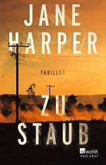 Zu Staub, Jane Harper
